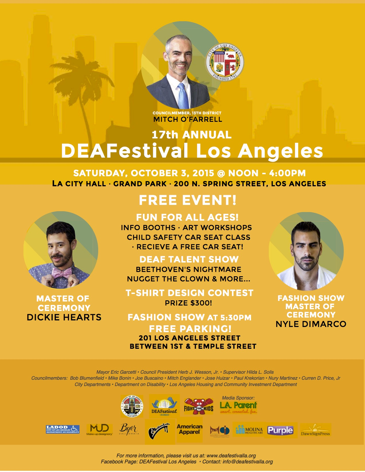 Deafestival Los Angeles 2015
